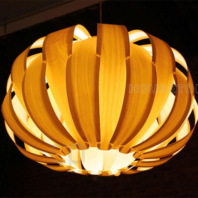 Factory price single round luxury home decoration led pendant light 1