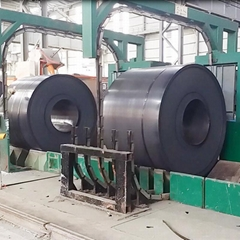 Sealless Joint Automatic Steel Strapping Machine For Pickled Coil Strapping