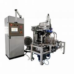 Automatic Laser Welding Steel Bundling Machine For Electric Car Battery Bundling