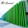 Quality Assurance sun shading box louver