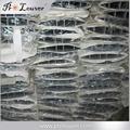 Outdoor aluminum window louver Aerofoil louver blades 2