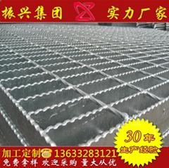 加高加厚重型钢格板定制