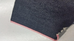 17oz Cotton Selvedge Denims Fabric W8890