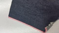 17oz Cotton Selvedge Denims Fabric W8890