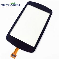 "2.6"" inch Capacitive Touchscreen for Garmin Edge 810 800 GPS Bike Computer Touch"