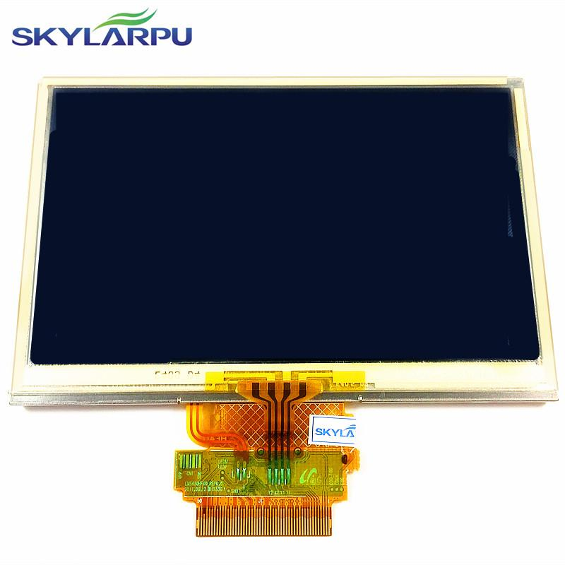 """4.3"""" inch LMS430HF33 LMS430HF33-002 GPS LCD display screen with touch screen 1"""