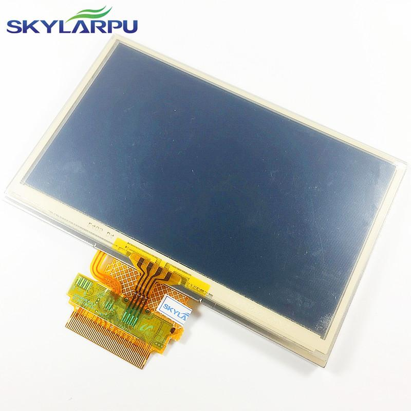 """4.3"""" inch LMS430HF33 LMS430HF33-002 GPS LCD display screen with touch screen 2"""