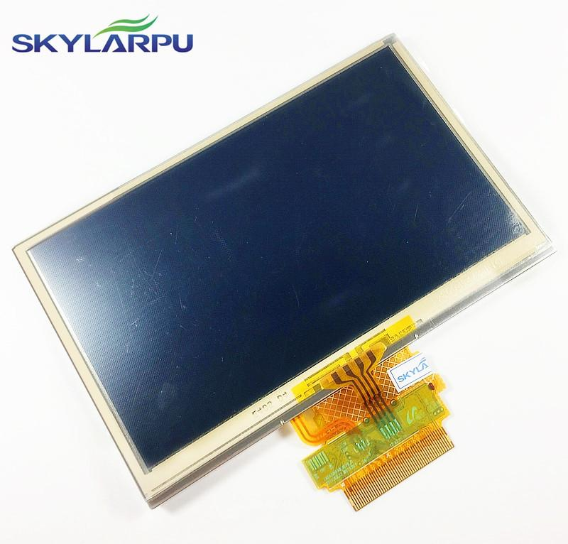 """4.3"""" inch LMS430HF33 LMS430HF33-002 GPS LCD display screen with touch screen 3"""