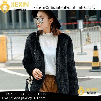 New Arrivel Discount Ladies Mink Fur Coat Women Jacket 1