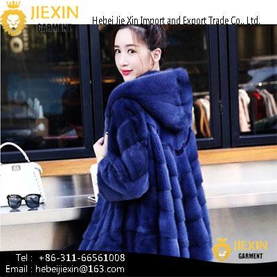 Women Winter Coat Warm New Coat Outerwear Women's Fashion Fur Coat 1