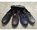 shoes pvc latest design fancy water clogs for ladies