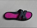 Best selling indoor slipper pvc slipper