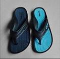 2017 Newest Shoes men PVC Flip Flops