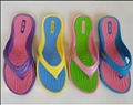 Popular Factory Making Best Selling Printable Pvc Rubber Slippers 1