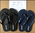 Chinese new design men slippers pvc