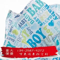 17g純木漿拷貝紙印刷 服裝防潮紙印刷 不褪色環保雪梨紙
