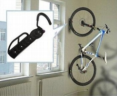 Hot sale wall mount display rack hanging bike rack bicycle wall hook bicycle sto