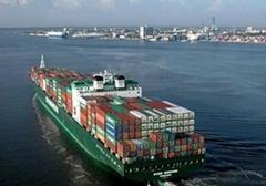 中美海运拼箱