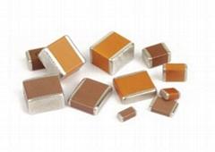 Multilayer Ceramic Chip Capacitors-C0G Dielectric