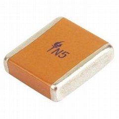 High Voltage Multilayer Ceramic Chip Capacitors-C0G Dielectric