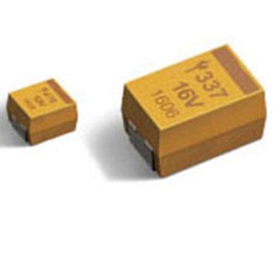 Tantalum Solid Electrolytic Chip Capacitors 1
