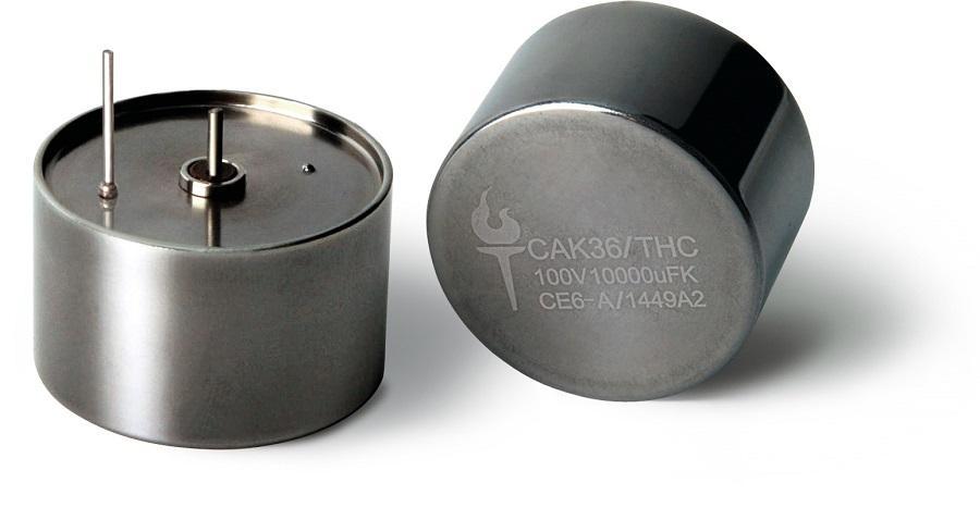 High Temperature Hermetically Sealed High Energy Tantalum Capacitors 1