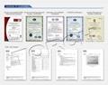 High Temperature Hermetically Sealed High Energy Tantalum Capacitors 2