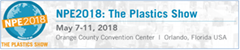 2018年5月美國國際橡塑展(NPE2018)