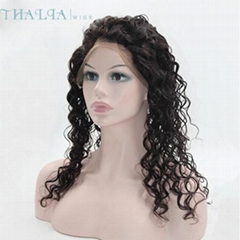 Brazilian Remy Hair lace front wigs
