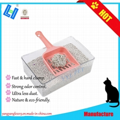 super odor control bentonite cat litter