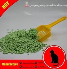 Tofu cat litter--green tea