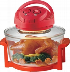 12L table top halogen oven convection oven toaster