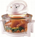 Table top halogen oven toaster