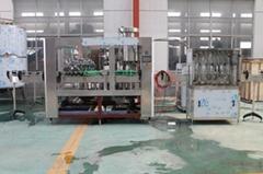 Hotsale automatic glass bottle beverage filling machine