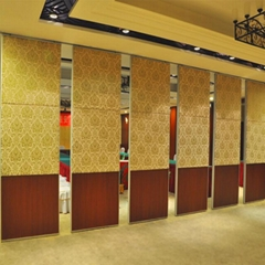 Sliding Aluminium Door Conference Room Movable Wall Partition