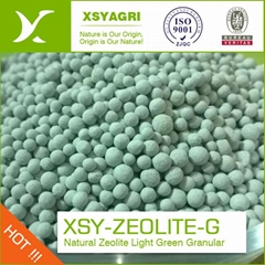 Zeolite Ball Used in Aquaculture Field China Manufacturer