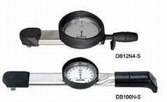 東日表盤式扭力扳手DB50N-