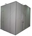 BHR建築幕牆門窗保溫性能檢測