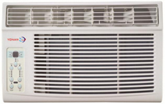 Window type air conditioners high eer