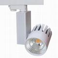 CE RoHS 10W 20W 30W 40W 50W LED track light  1