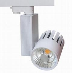 CE RoHS 10W 20W 30W 40W 50W LED track light
