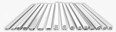 Aluminum slim led linear light profile