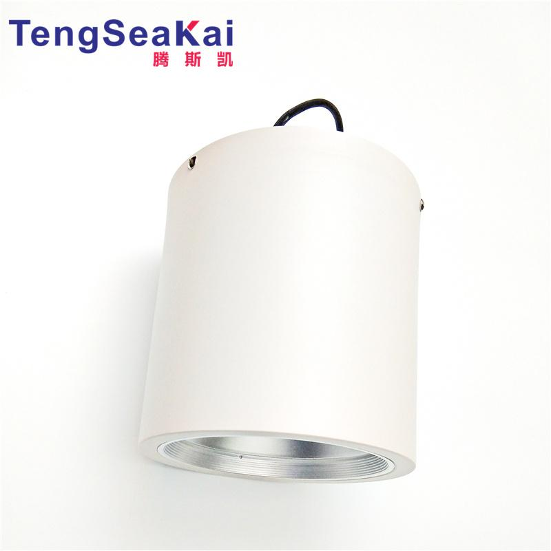 150W led surface mounted led cylinder downlight 0-10V dimmable  2