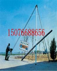 电线杆立杆机