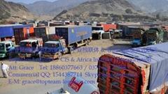 中国出口土库曼斯坦优势送货到门物流运费