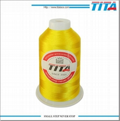 High Quality 120D/2 100% Polyester Machine Embroidery Thread
