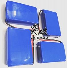 锂电池产品适用于音乐花盘