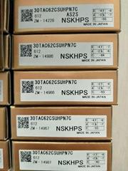 NSK Angular contact ball bearing 30TAC62CSUHPN7C