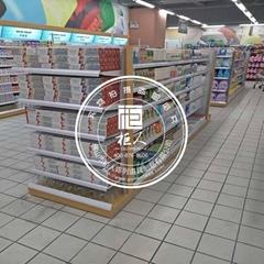 柜人精品超市货架定制