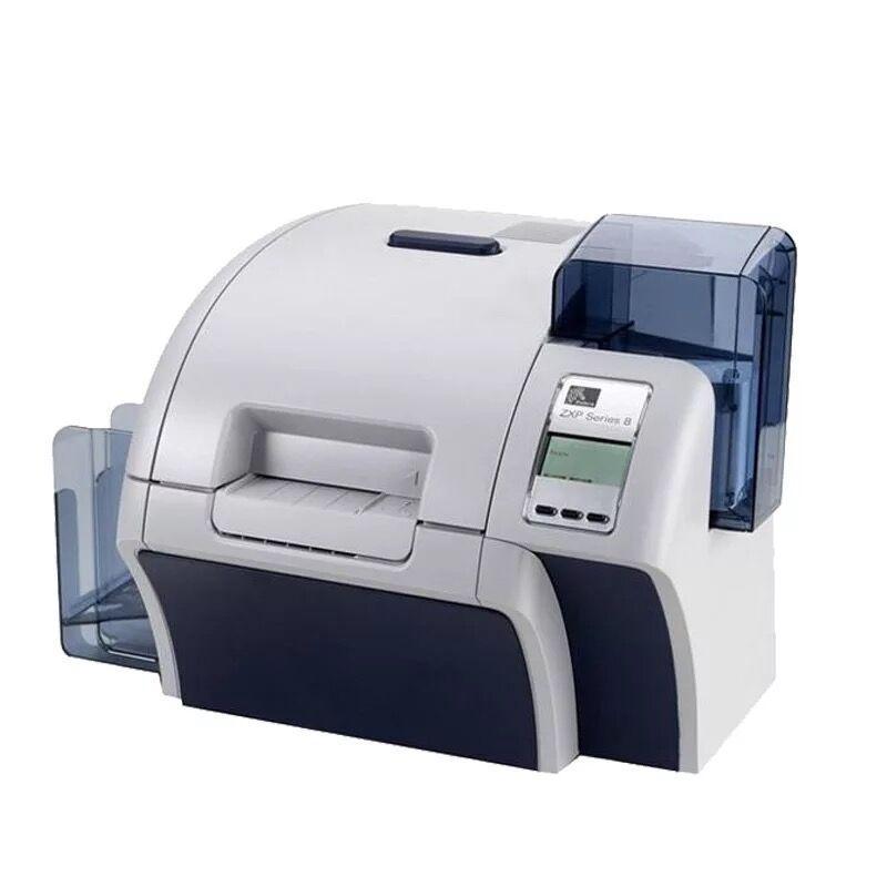斑马ZXP8再转印证卡打印机 1